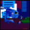 play Blue Midget Walker